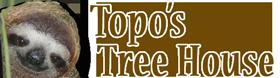 Topo's Tree House (Cahuita, Costa Rica) Logo